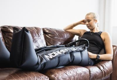 TEST: Normatec Hyperice Recovery Boots - Optimal restitution