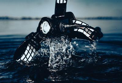 Test: Ledlenser H7R Signature - Hvor vandtæt er den?