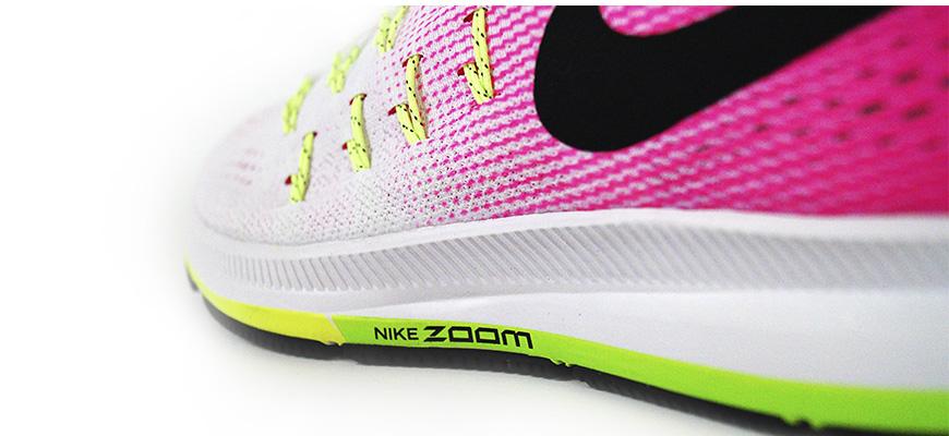 Nike Pegasus 33 dame pink