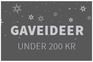Julegaver under 200 kr
