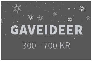 Julegaver 300-700 kr