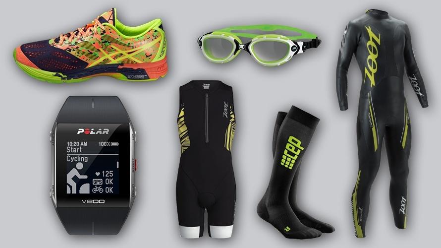gaver til triatlon