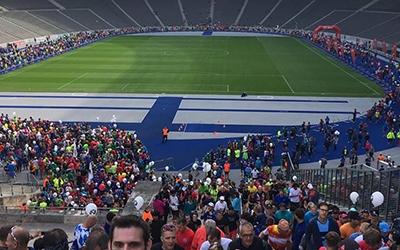 Ulrik Pihl - Berlin Marathon 2017 - Frühstücklauf