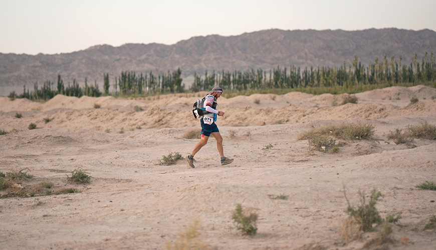 Gobi ultra 400 Trail
