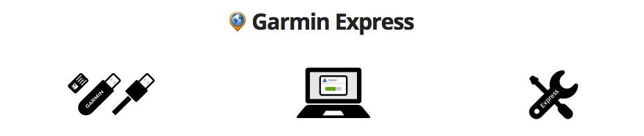 garmin express banner