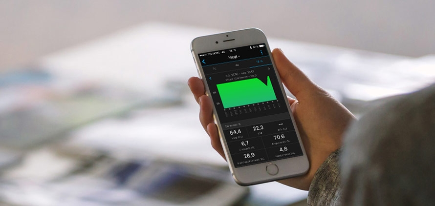 Garmin Scale - app