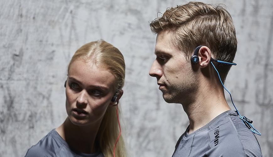 Aftershokz open-ear høretelefoner