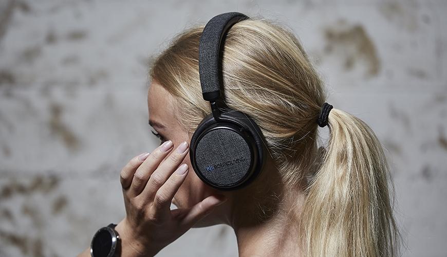 Soundliving explorer høretelefoner