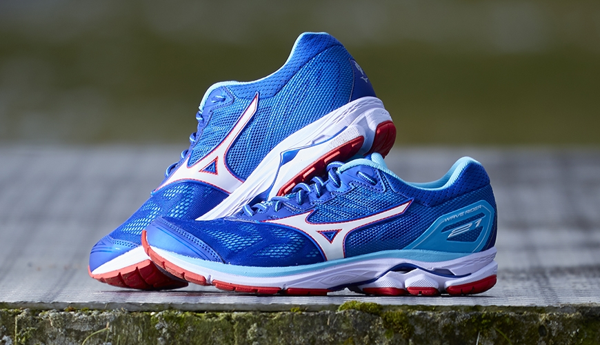 Mizuno Wave Rider 21 Test