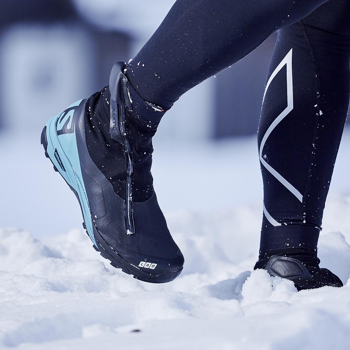 Vinterløbesko