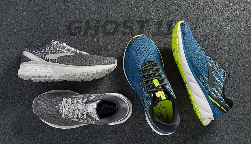 Brooks Ghost 11
