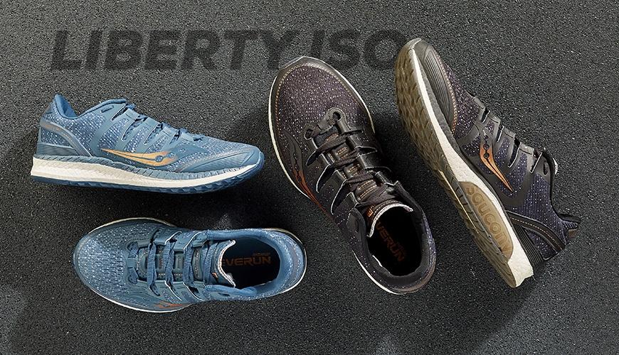 Saucony Liberty ISO
