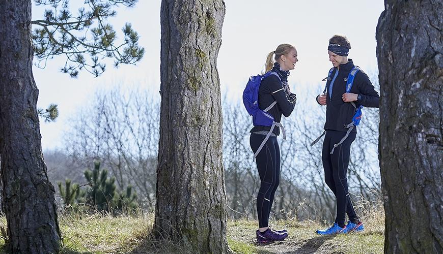 trailløb løb i naturen