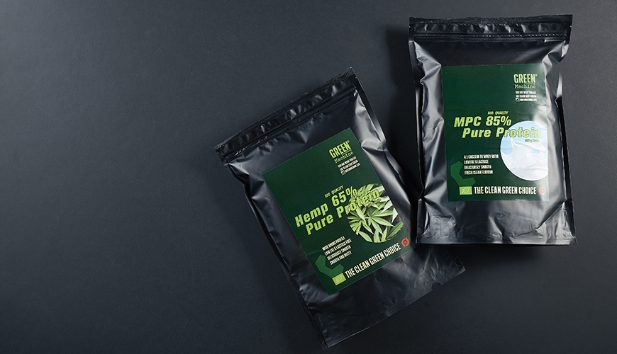 green machine protein pulver