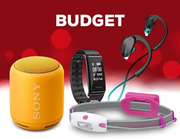 julegaveideer til løberen - budget