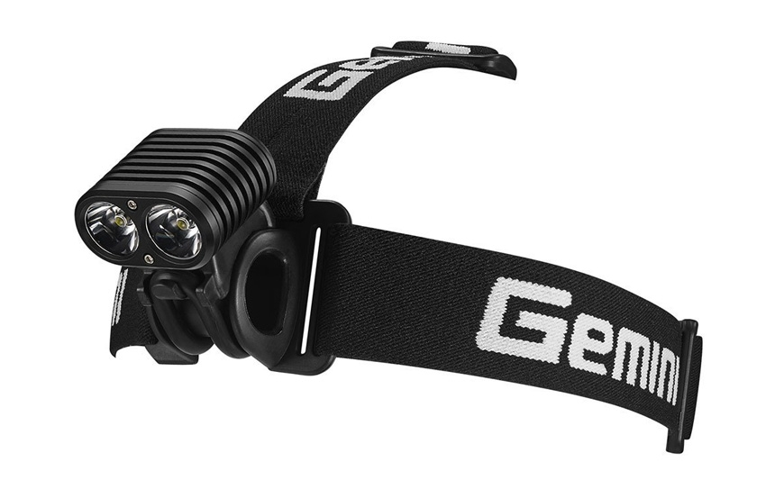 gemini duo led light system kraftig pandelampe
