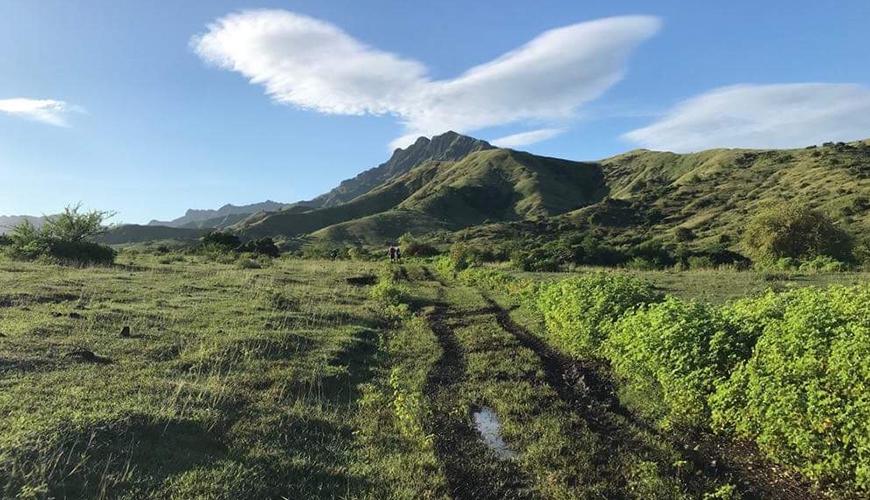 Ultra trail fiji
