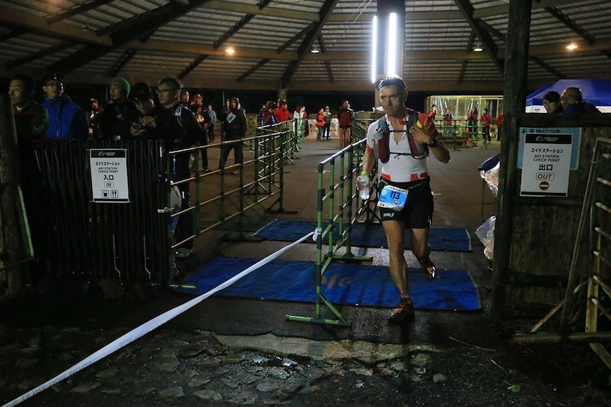 ultra trail mount fuji simon grimstrup night