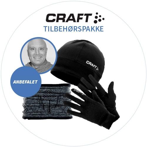 craft hue handsker halsedisse