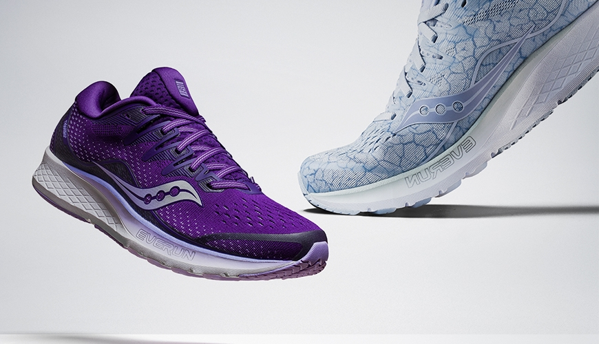 Saucony ride iso 2 dame farver