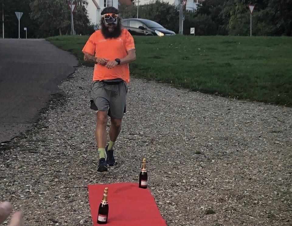 Ulrik Pihl rød løber