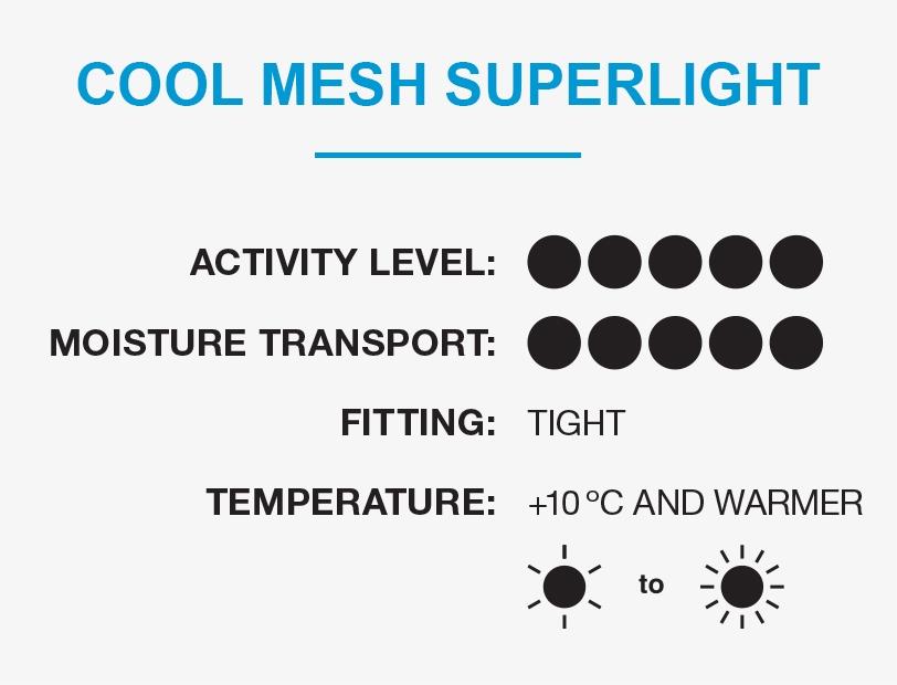 craft cool mesh superlight