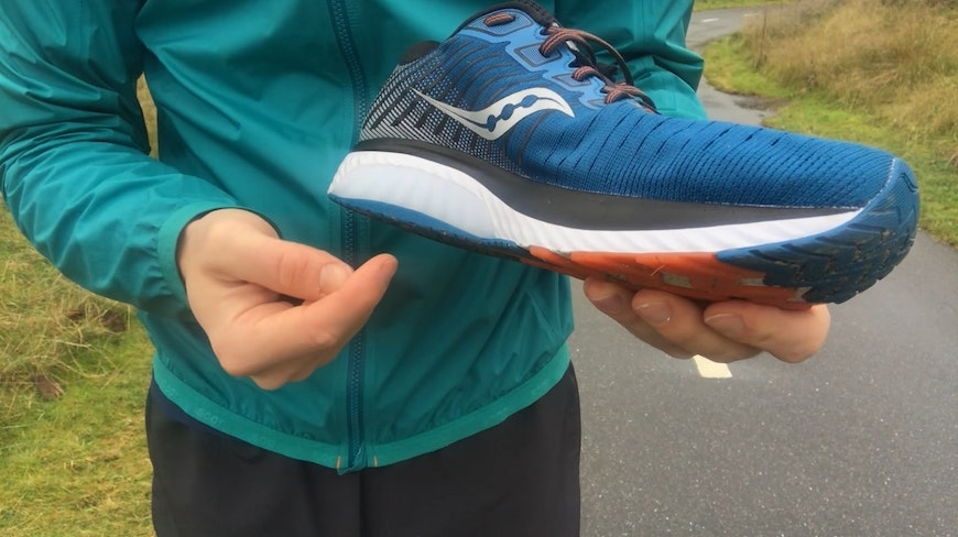saucony guide 13 test