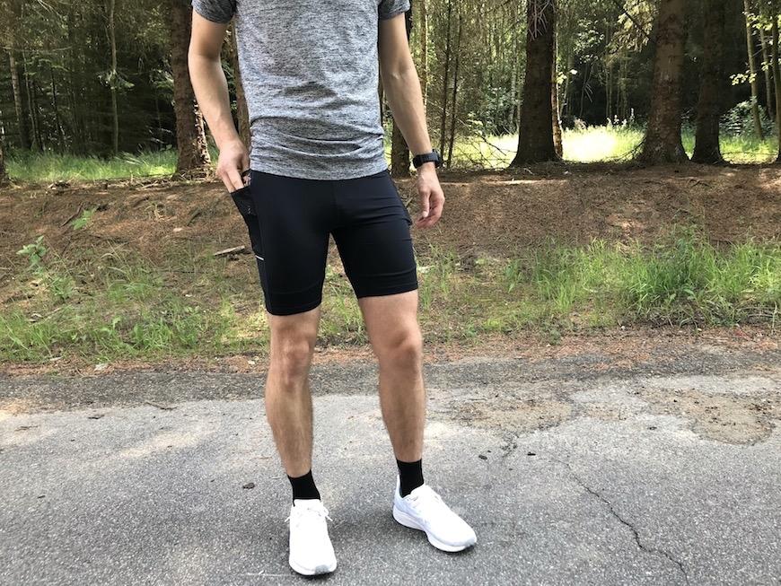 endurance ricky korte løbetights test