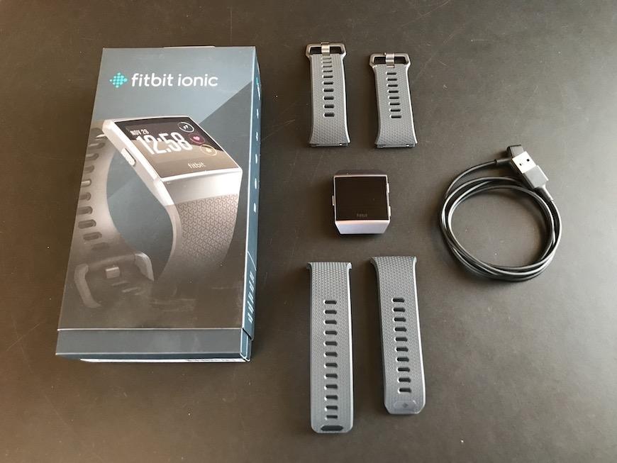 fitbit ionic pakke