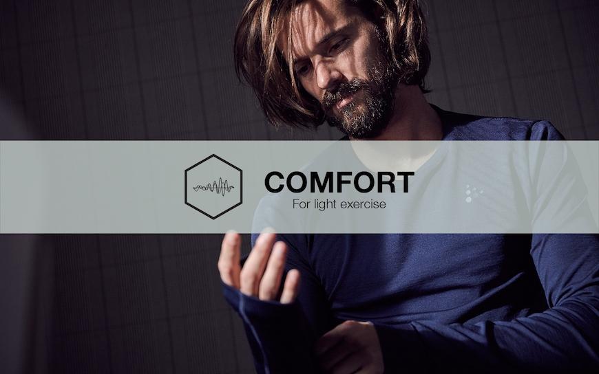 Craft comfort baselayer