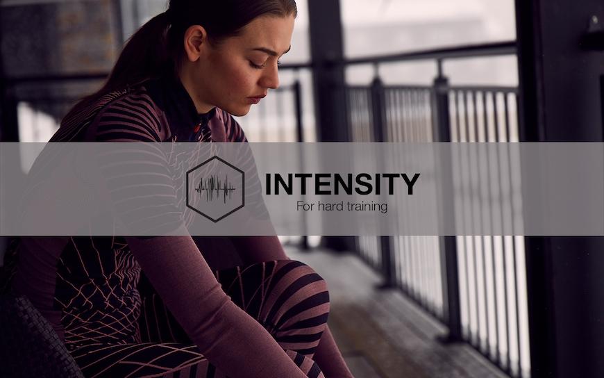 Craft intensity baselayer
