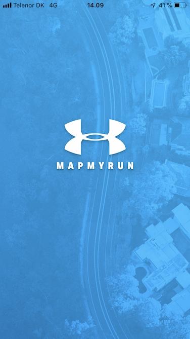 under armour mapmyrun app