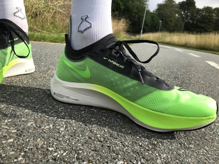 nike zoom fly 3 - review