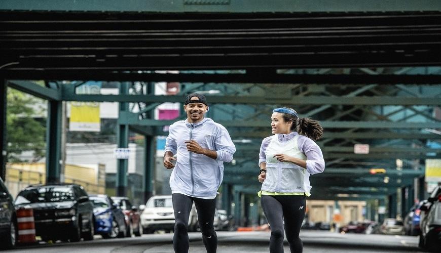 Nike løbesko og løbetøj