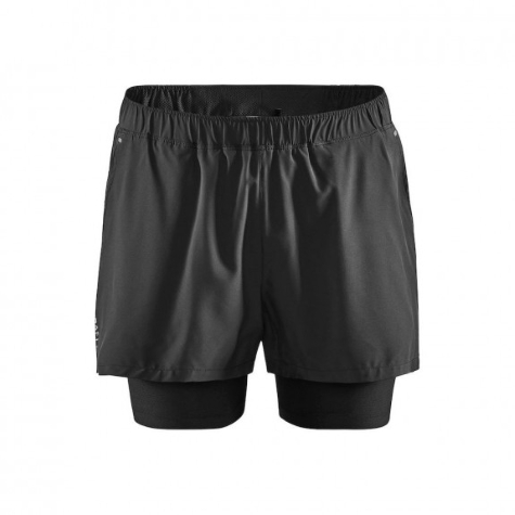 Craft herre adv essence 2-in-1 stretch shorts