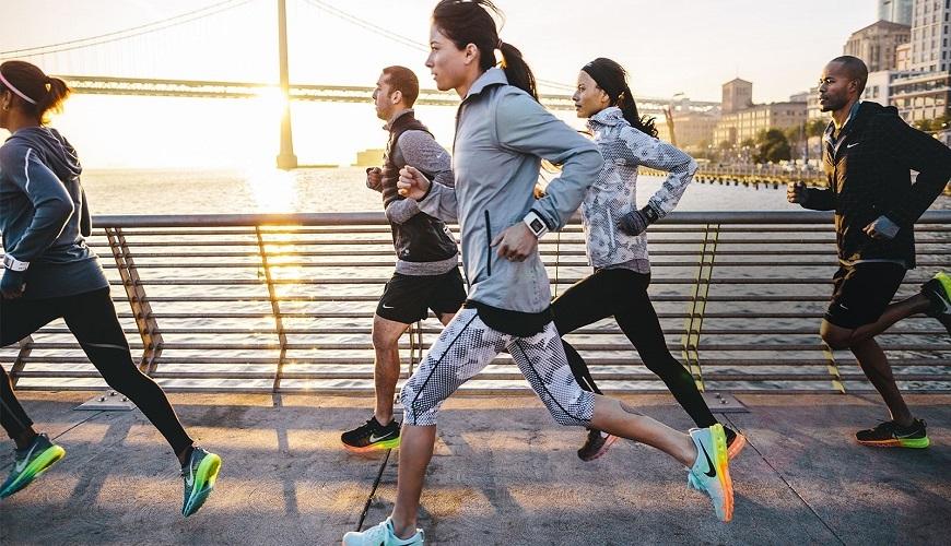 Nike løbesko