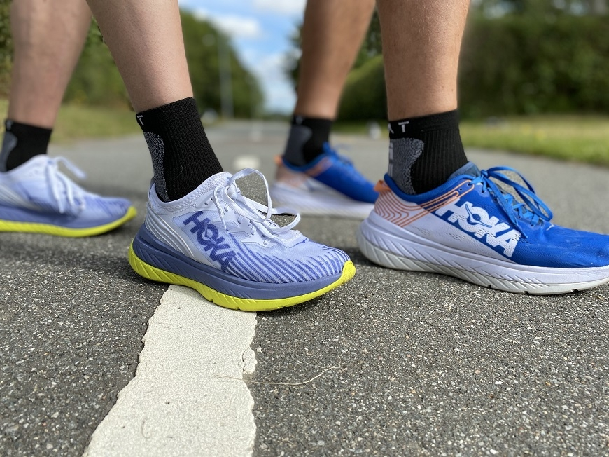 Hoka One One Carbon X-SPE overdel