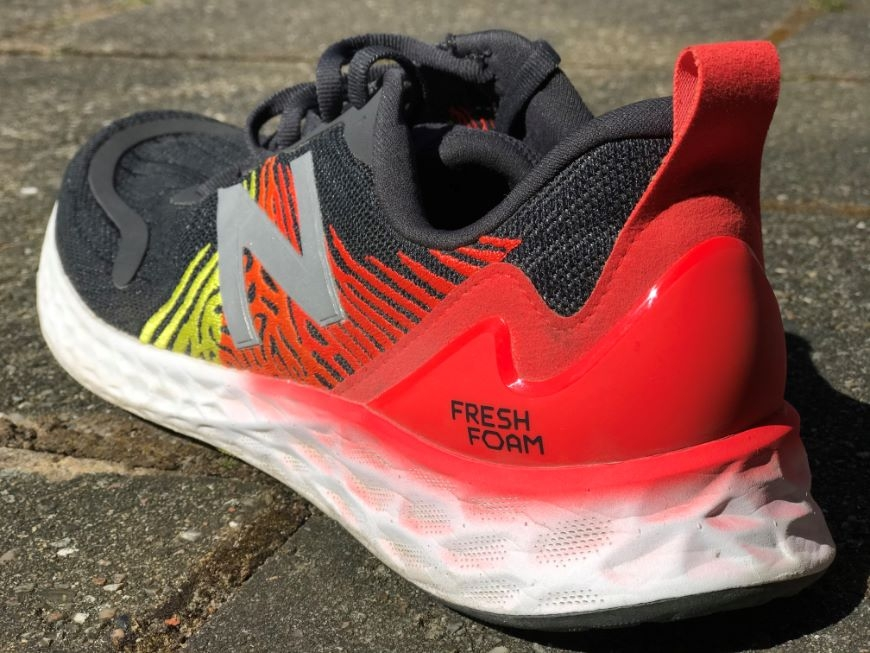 New Balance Fresh Foam Tempo Test