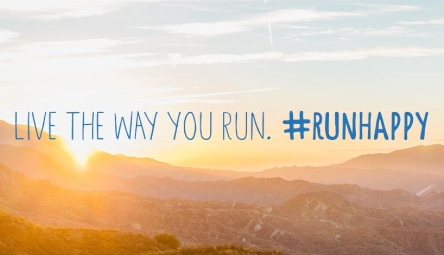 Brooks Running - Run Happy