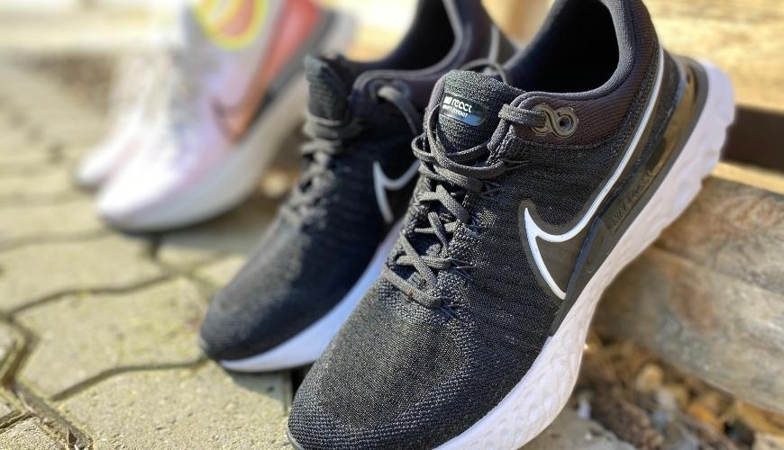 Nike React Infinity Run Flyknit 1 vs. Nike React Infinity Run Flyknit 2