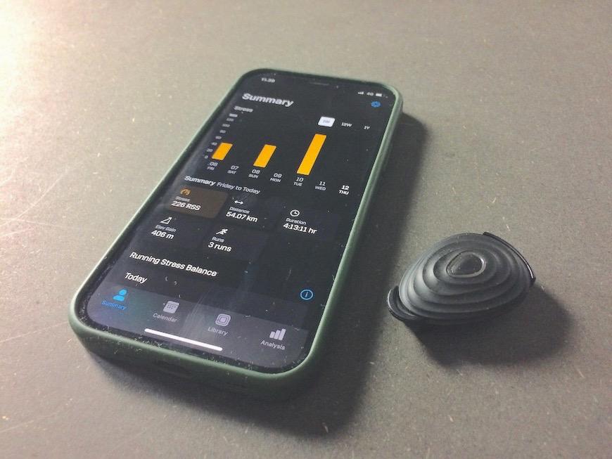 stryd power center app