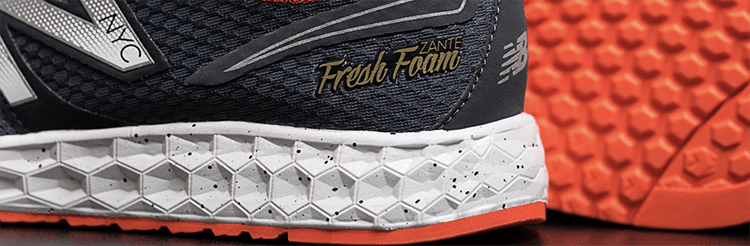 Zenta Fresh Foam hæl