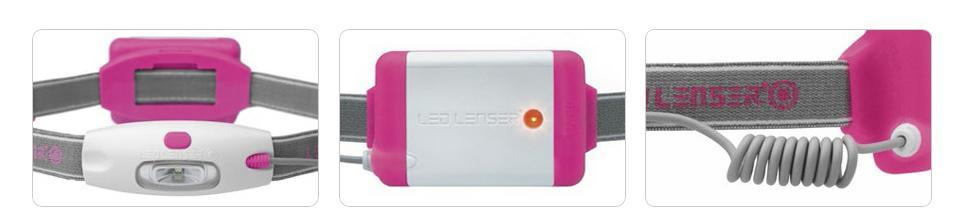 Led Lenser features