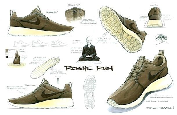 Nike Free og RosheRun 2014