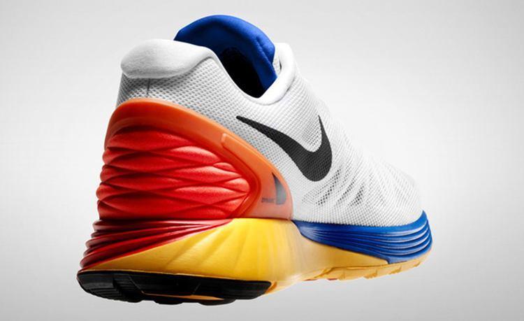 Nike Lunarglide mellemsål