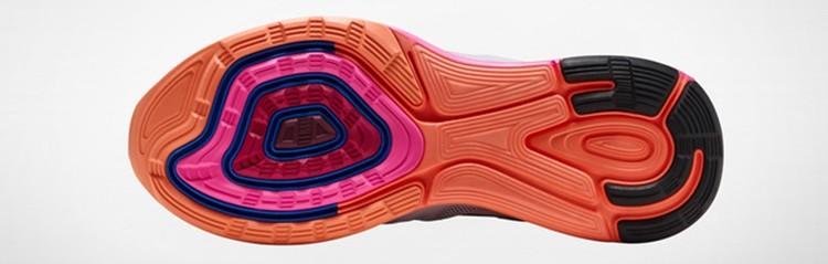 Foden trykmønster Nike Lunarglide 6