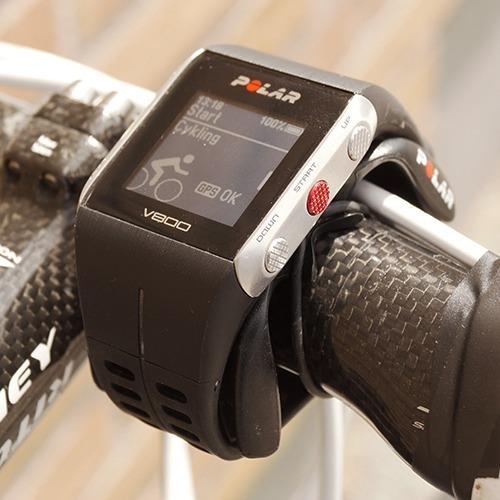 Polar V800 cykling