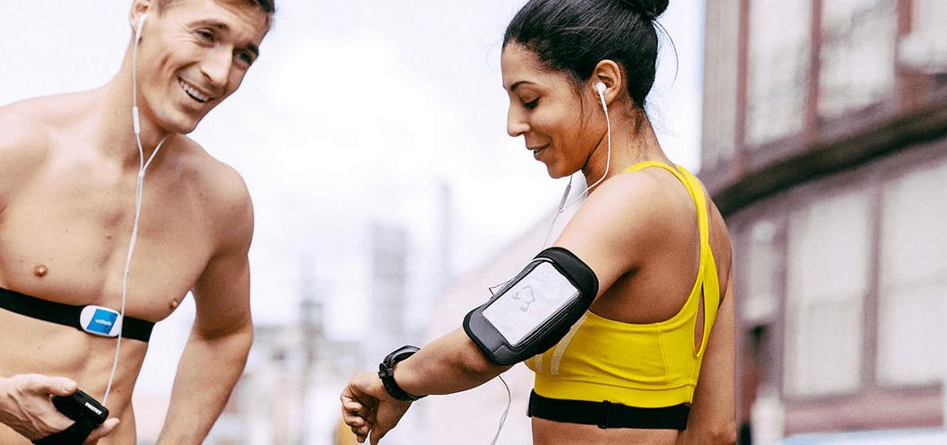 Wahoo fitness smartphone