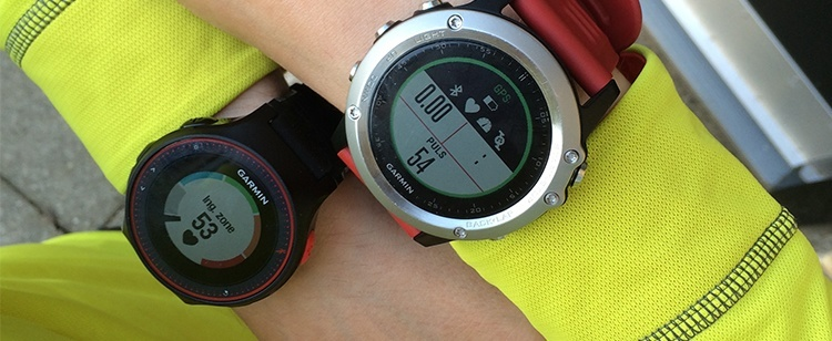 Garmin 225 vs fenix 3