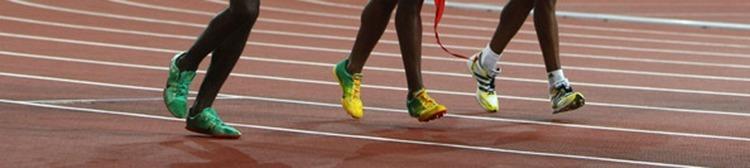 Adidas bane løbesko